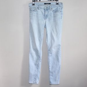 J Brand Skinny Leg Jeans in Orion